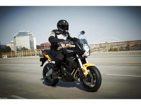 2012 Kawasaki Versys® in Huron, Ohio - Photo 11