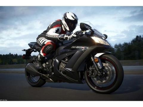 2012 Kawasaki Ninja® ZX™-10R in Laurel, Maryland