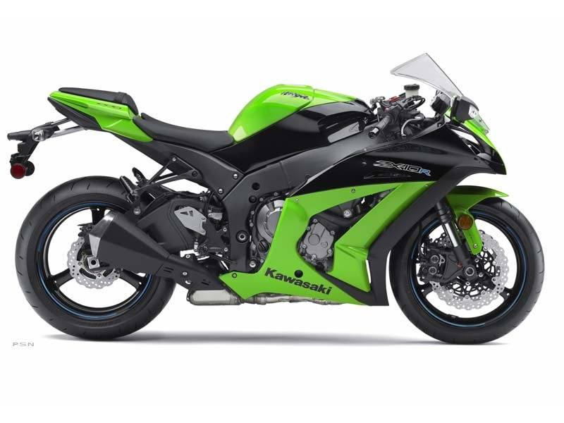 2012 Kawasaki Ninja® ZX™-10R ABS in Cedar Rapids, Iowa - Photo 1