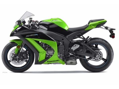 2012 Kawasaki Ninja® ZX™-10R ABS in Cedar Rapids, Iowa - Photo 2