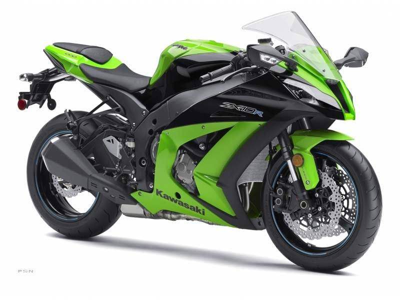 2012 Kawasaki Ninja® ZX™-10R ABS in Cedar Rapids, Iowa - Photo 3