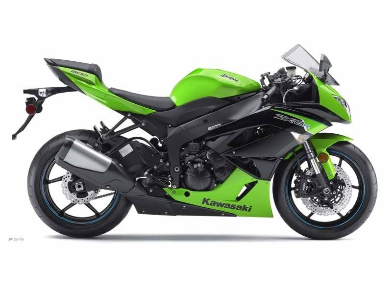 2012 Kawasaki Ninja® ZX™-6R in Pinellas Park, Florida - Photo 18