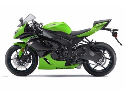 2012 Kawasaki Ninja® ZX™-6R in Pinellas Park, Florida - Photo 19