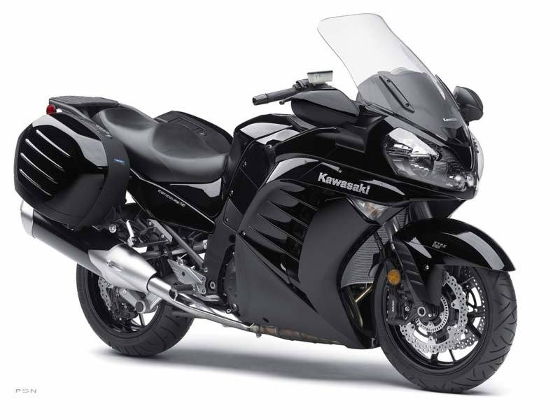 2012 Kawasaki Concours™ 14 ABS in Jamestown, New York