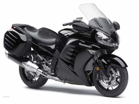 2012 Kawasaki Concours™ 14 ABS in Oak Creek, Wisconsin