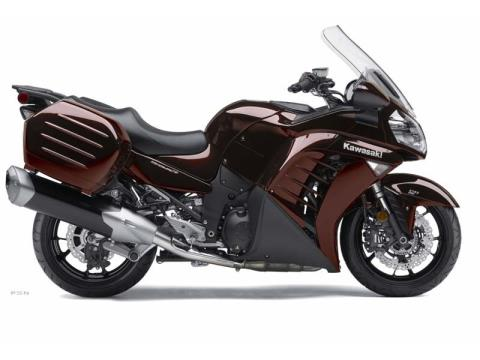 2012 Kawasaki Concours™ 14 ABS in Fremont, California - Photo 1