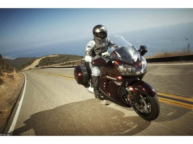 2012 Kawasaki Concours™ 14 ABS in Fremont, California - Photo 6