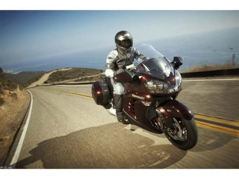 2012 Kawasaki Concours™ 14 ABS in Bakersfield, California - Photo 8
