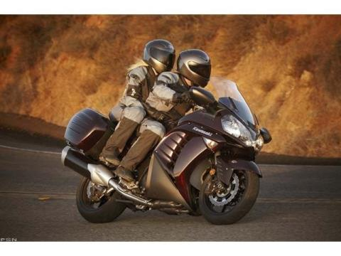 2012 Kawasaki Concours™ 14 ABS in Bakersfield, California - Photo 9