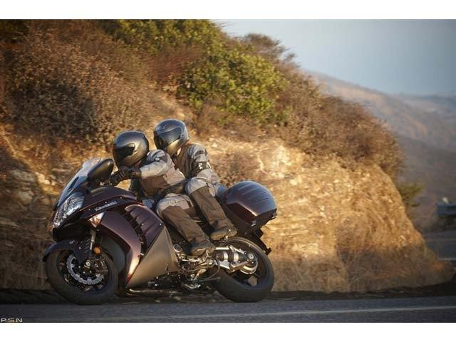 2012 Kawasaki Concours™ 14 ABS in Fremont, California - Photo 8