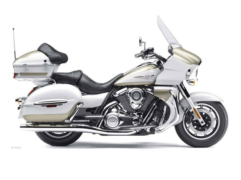 2012 Kawasaki Vulcan 1700 Voyager for sale 158873