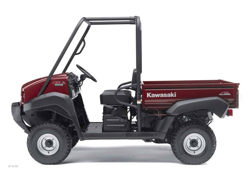 2012 Kawasaki Mule™ 4010 4x4 in Norfolk, Virginia - Photo 3