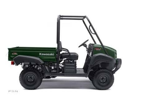 2012 Kawasaki Mule™ 4010 4x4 in Norfolk, Virginia - Photo 1