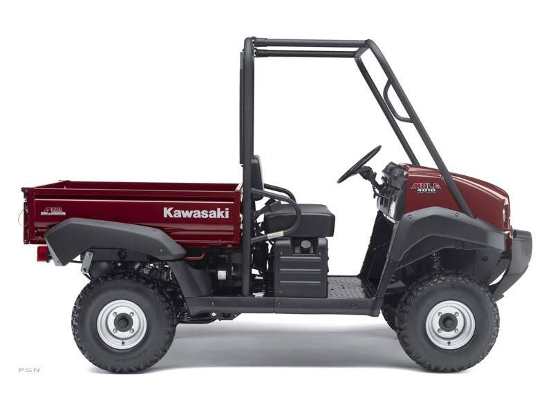 2012 Kawasaki Mule™ 4010 4x4 in Norfolk, Virginia - Photo 2