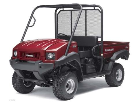 2012 Kawasaki Mule™ 4010 4x4 in Norfolk, Virginia - Photo 4