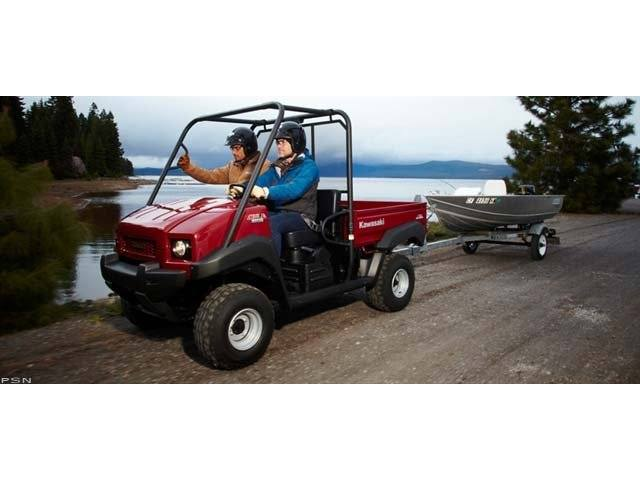 2012 Kawasaki Mule™ 4010 4x4 in Norfolk, Virginia - Photo 8