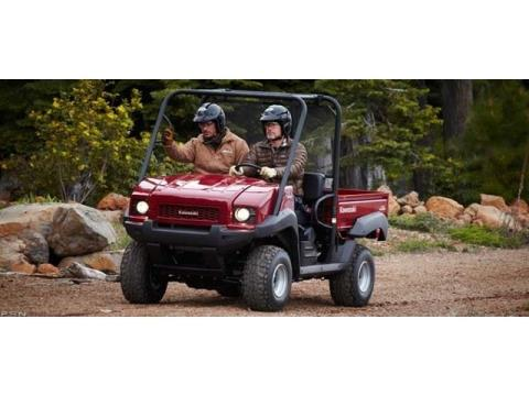 2012 Kawasaki Mule™ 4010 4x4 in Norfolk, Virginia - Photo 5