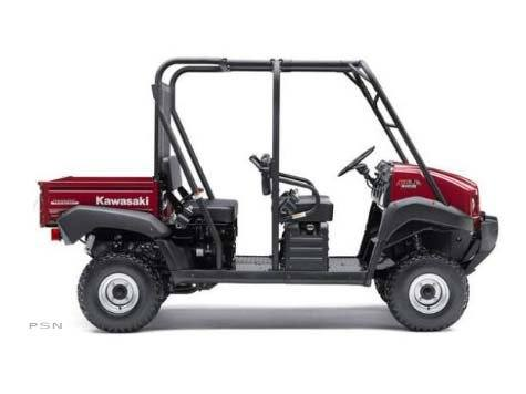2012 Mule 4010 Trans4x4