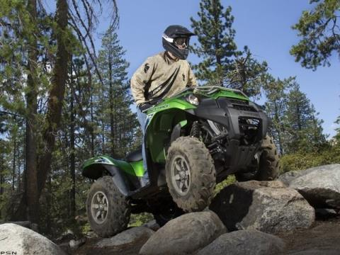 2013 Kawasaki Brute Force® 750 4x4i EPS in Kittanning, Pennsylvania
