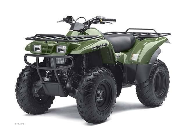 2013 Kawasaki Prairie® 360 4x4 in Brookfield, Wisconsin