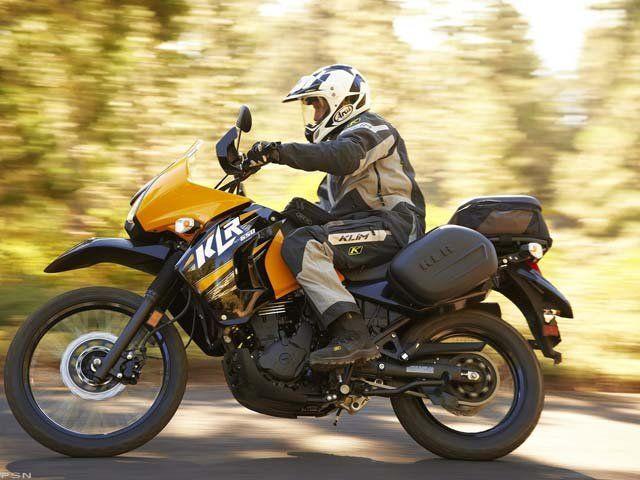 Used 2013 Kawasaki KLR™650 Motorcycles in Olathe, KS | Stock Number ...