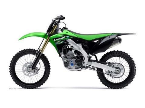 2013 Kawasaki KX™250F in Draper, Utah