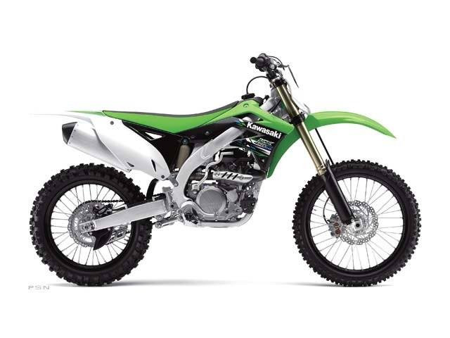2013 Kawasaki KX™450F in Sioux City, Iowa