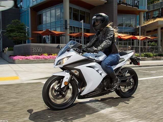 2013 Kawasaki Ninja® 300 in Lafayette, Indiana - Photo 12