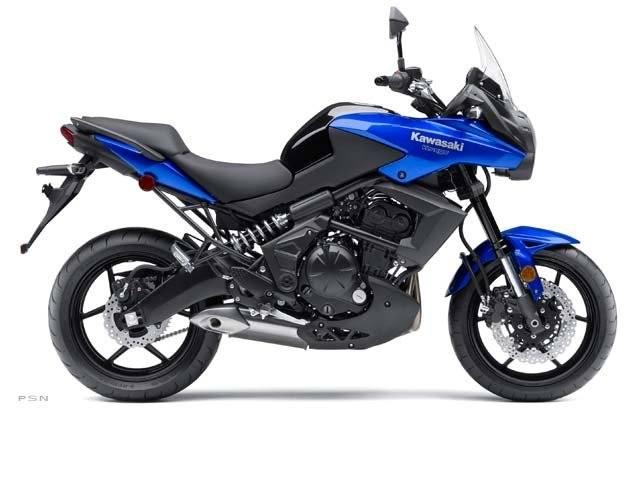 2013 Kawasaki Versys® in Fort Pierce, Florida