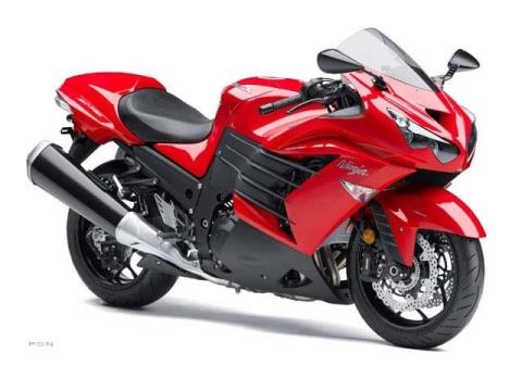 2013 Kawasaki Ninja® ZX™-14R in Howell, Michigan