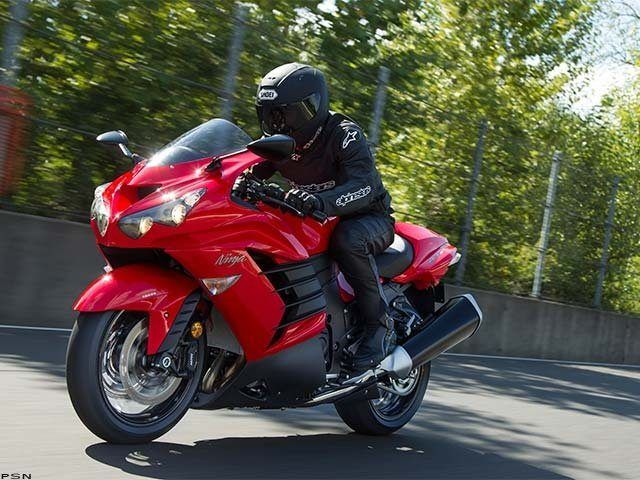 2013 Kawasaki Ninja® ZX™-14R in Guilderland, New York - Photo 11
