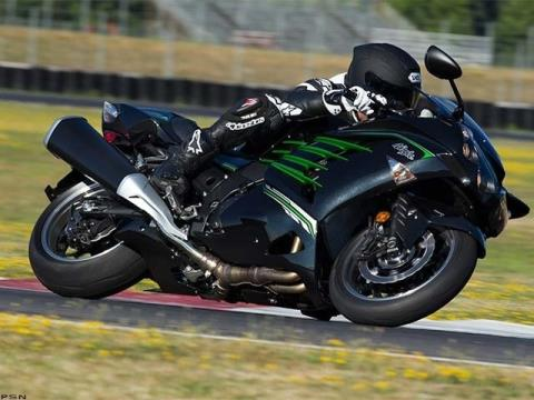 2013 Kawasaki Ninja® ZX™-14R in Iowa City, Iowa - Photo 12