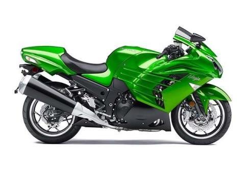 2013 Kawasaki Ninja® ZX™-14R ABS in Johnstown, Pennsylvania