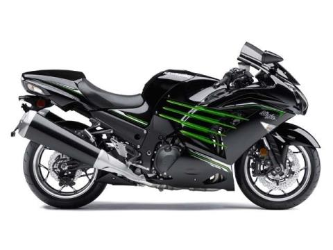 2013 Kawasaki Ninja® ZX™-14R ABS in Hamburg, New York