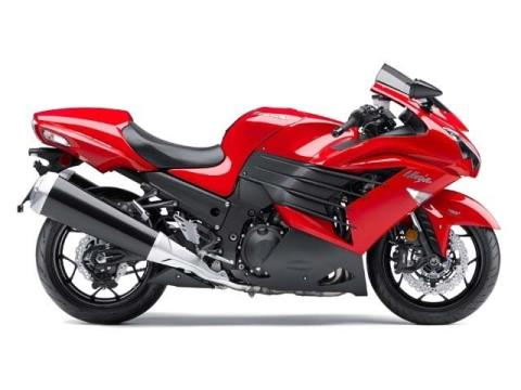 2013 Kawasaki Ninja® ZX™-14R ABS in Port Charlotte, Florida