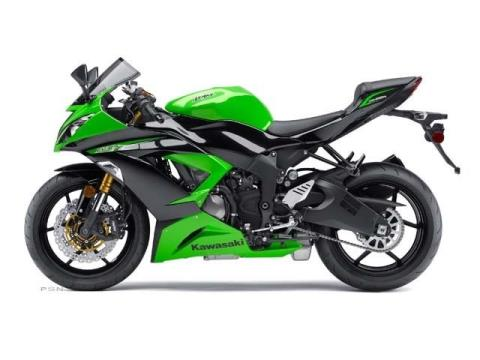 2013 Kawasaki Ninja® ZX™-6R in Watseka, Illinois - Photo 11