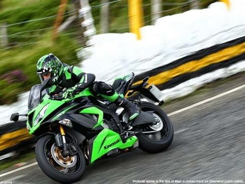 2013 Kawasaki Ninja® ZX™-6R in Norfolk, Virginia - Photo 6