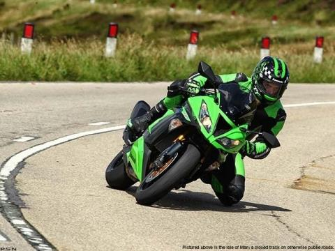 2013 Kawasaki Ninja® ZX™-6R in Norfolk, Virginia - Photo 11