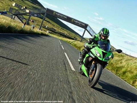 2013 Kawasaki Ninja® ZX™-6R in Norfolk, Virginia - Photo 14
