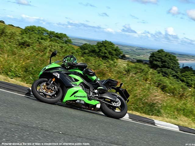 2013 Kawasaki Ninja® ZX™-6R in Lake Park, Florida