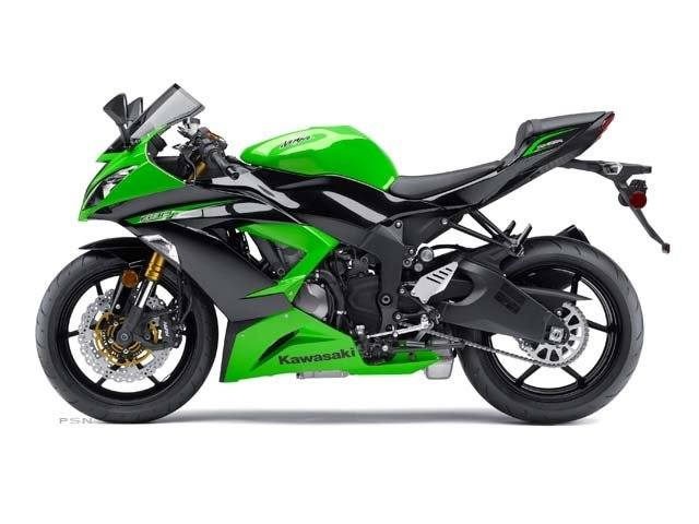 2013 Kawasaki Ninja® ZX™-6R ABS in Bellevue, Washington - Photo 10