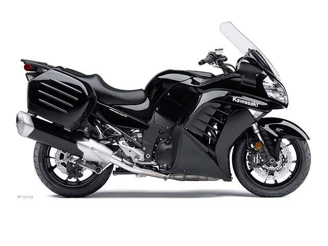 2013 Kawasaki Concours™ 14 ABS in Woonsocket, Rhode Island
