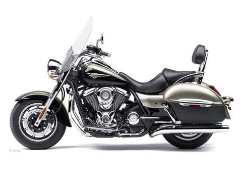 2013 Kawasaki Vulcan® 1700 Nomad™ in Biloxi, Mississippi - Photo 6