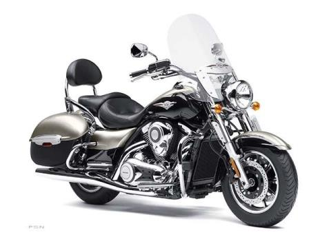 2013 Kawasaki Vulcan® 1700 Nomad™ in Biloxi, Mississippi - Photo 7