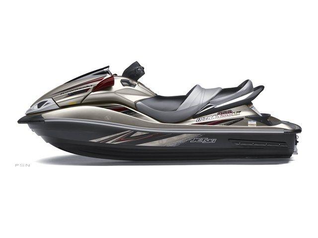 2013 Kawasaki Jet Ski Ultra 300LX 5
