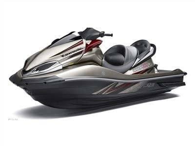 2013 Kawasaki Jet Ski Ultra 300LX 4