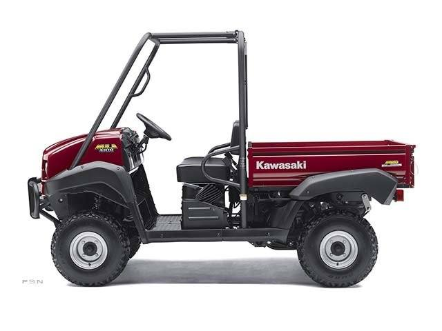 2013 Kawasaki Mule™ 4010 4x4 in Monroe, Michigan - Photo 3