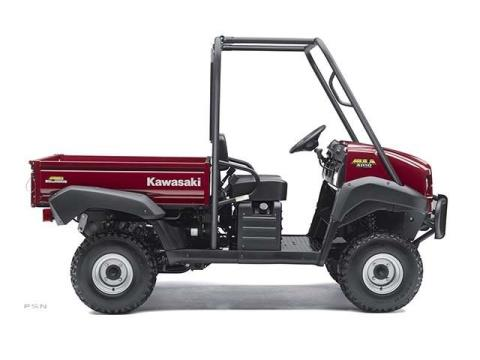2013 Kawasaki Mule™ 4010 4x4 in Monroe, Michigan - Photo 4