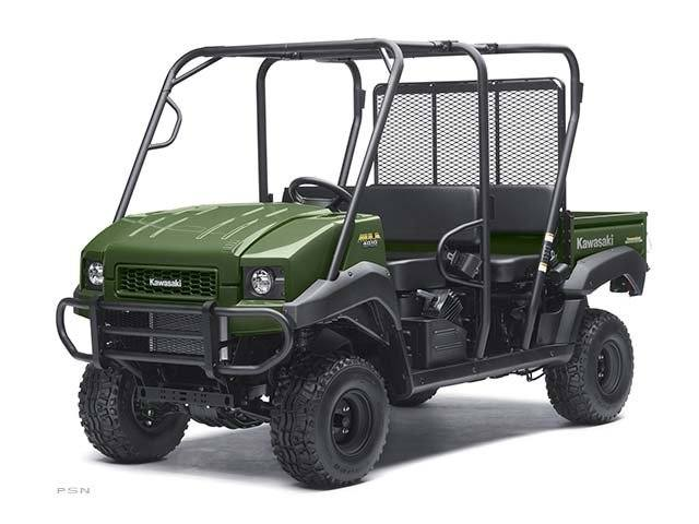 2013 Kawasaki Mule™ 4010 Trans4x4® in Savannah, Georgia - Photo 1