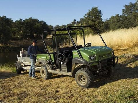2013 Kawasaki Mule™ 4010 Trans4x4® in Savannah, Georgia - Photo 5